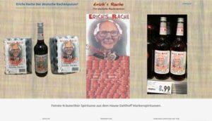 Erichs Rache Der Deutsche Rachenputzer