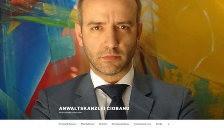 Rechtsanwalt Hannover Daniel Ciobanus