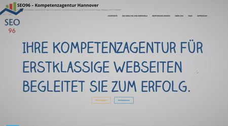 SEO96 Hannover Internetagentur