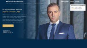 Daniel Ciobanu Rechtsanwalt in Hannover