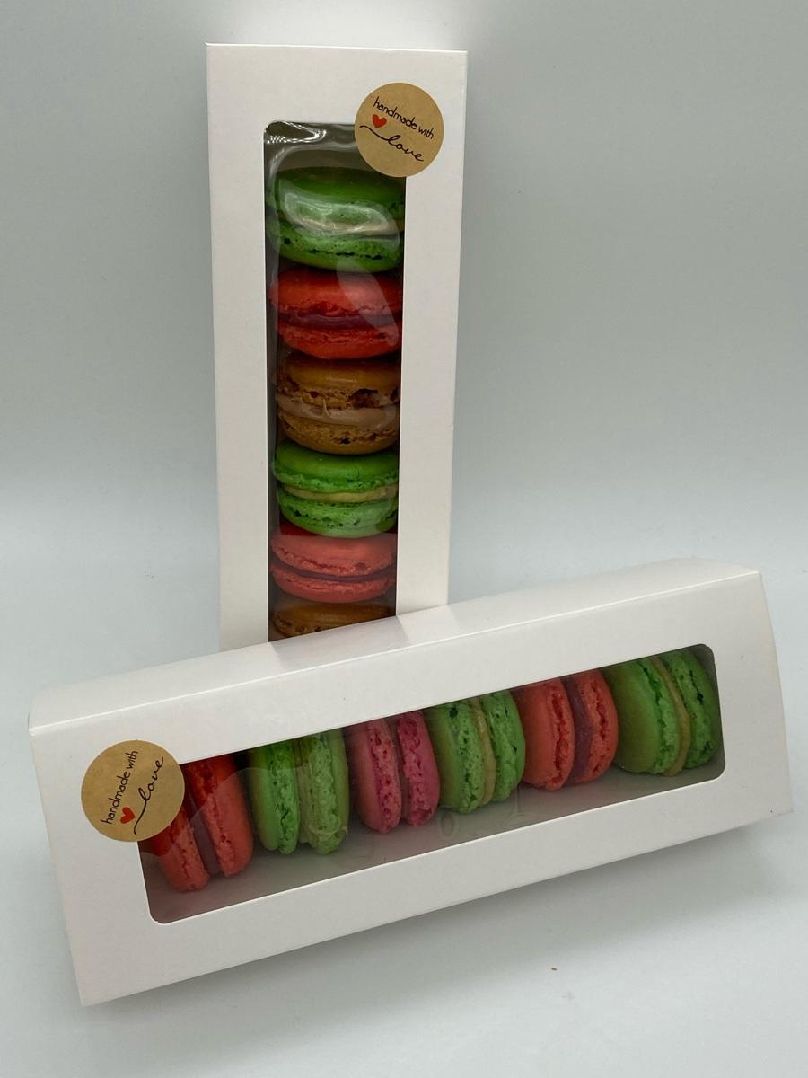 Handgemachte Macarons